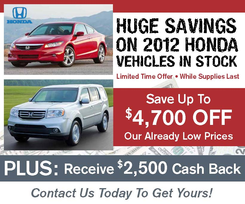 Honda Military Savings