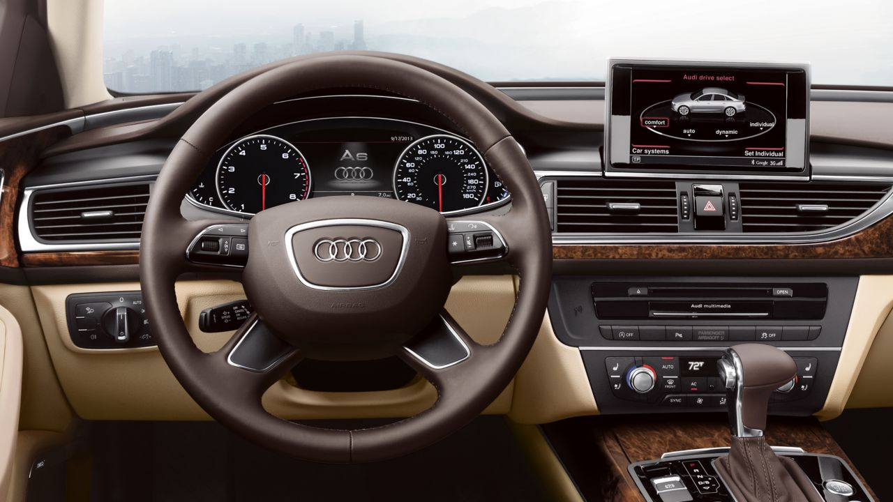 Key Features Of The 2014 Audi A6 Sedan Military Autosource
