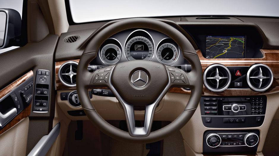 Interior Motives 2015 Mercedes Benz Glk Military