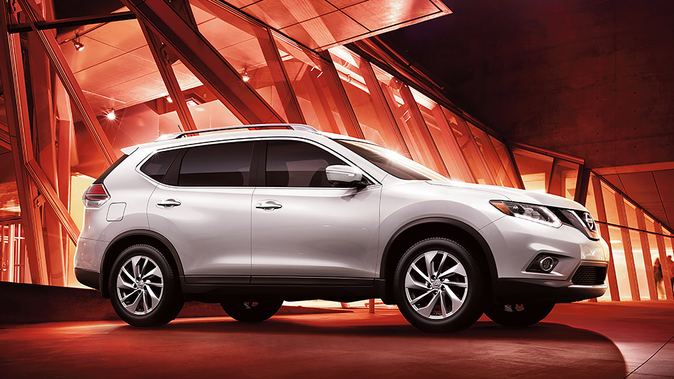 2016 Nissan Rogue Features And Accessories Military
