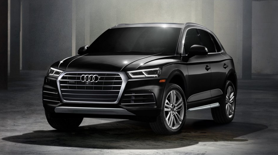Now available at MAS; the 2018 Audi Q5! - Military Autosource