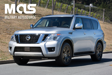 2017 Nissan Armada Configurations >> The All-New Nissan Armada Named 'SUV of the Year' in Popular Mechanics Magazine's 2017 ...