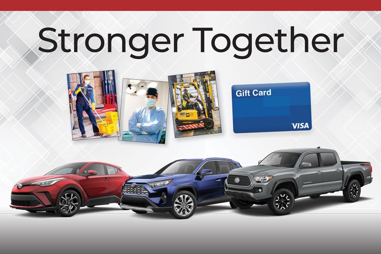 Stronger Together Contest