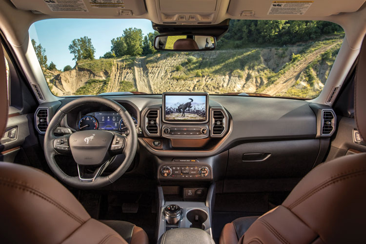 Ford Bronco Sport Inter
