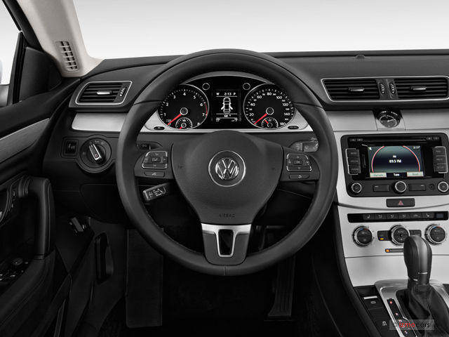 national the more ordinary volkswagen lifestyle be but may passat cc slightly based test motoring vw on road