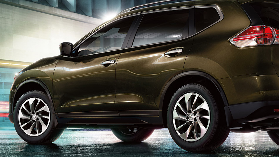 Explore The 2014 Nissan Rogue Military Autosource