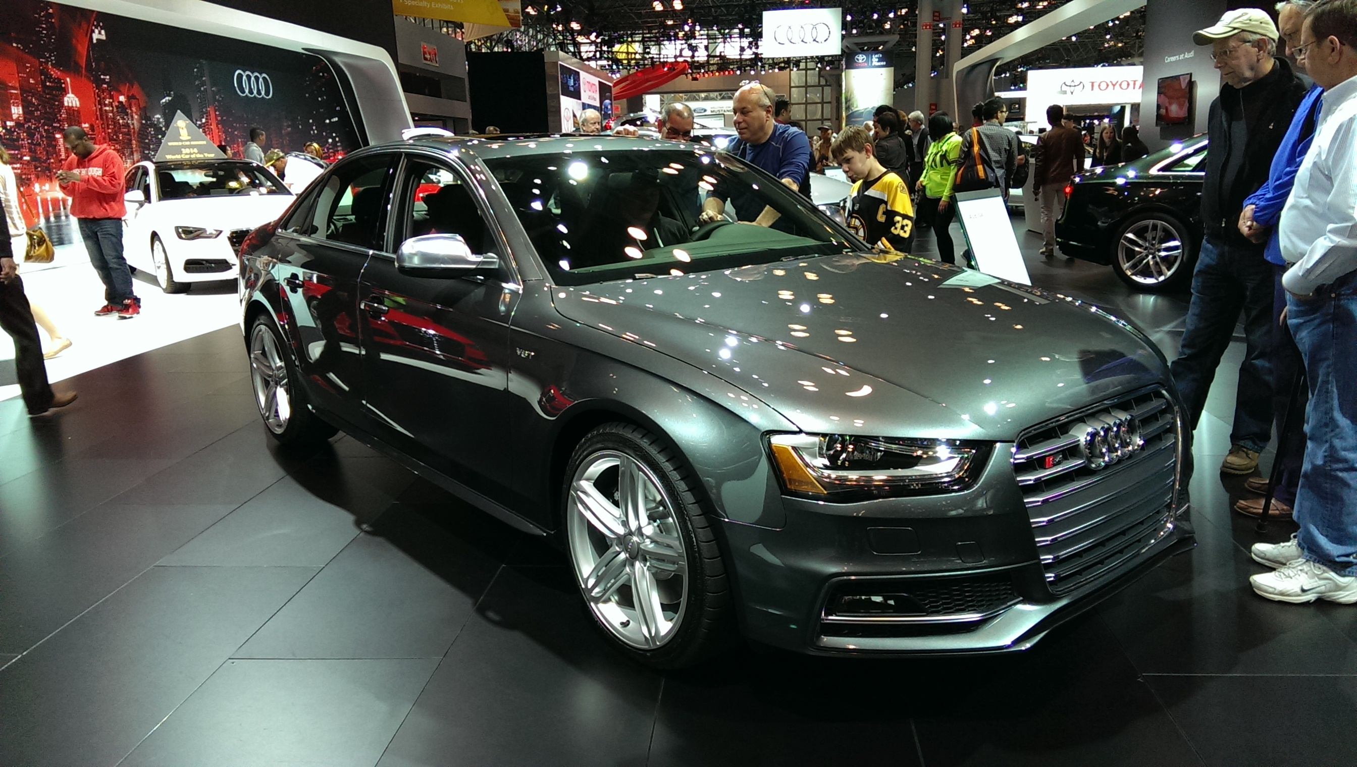 The New York International Auto Show Military Autosource - Discount auto show tickets