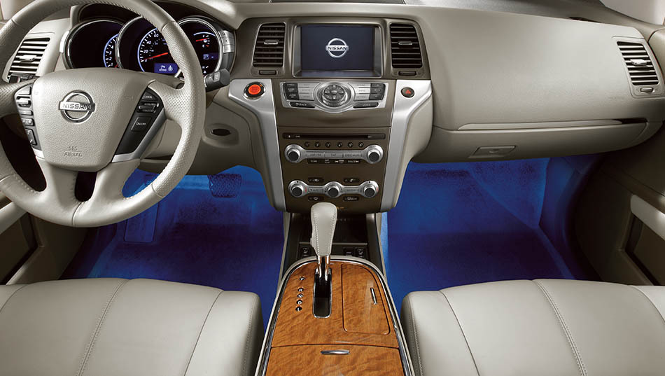 Interior Motives 2014 Nissan Murano Military Autosource