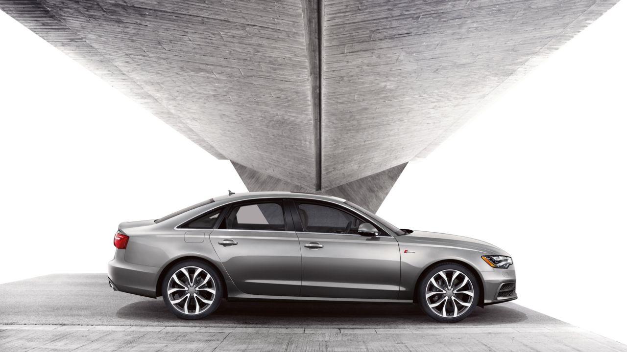 2014 Audi A6 Exterior Beauty Exterior 01