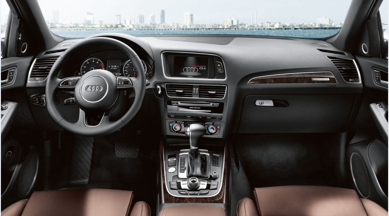 Interior Motives The 2015 Audi Q5 Military Autosource