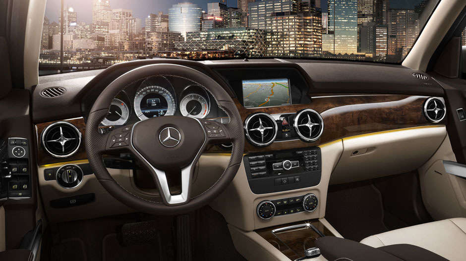 INTERIOR MOTIVES | 2015 Mercedes-Benz GLK - Military Autosource
