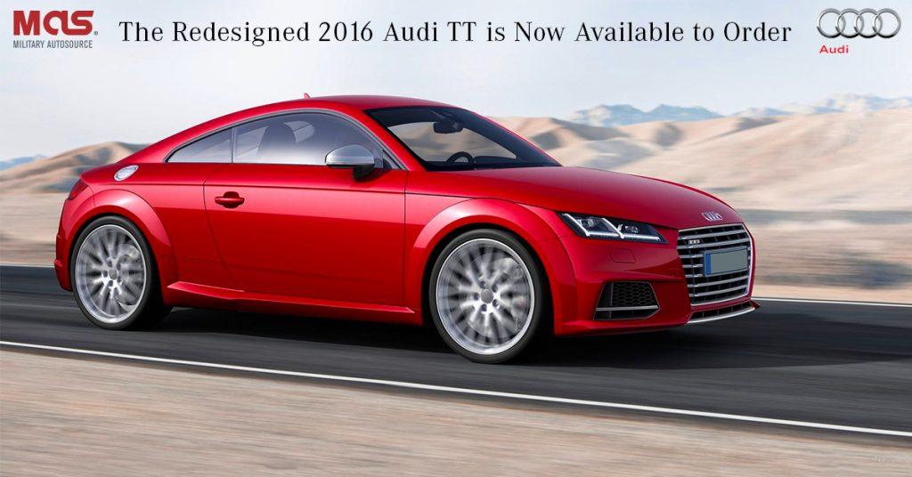 Audi Military Car Sales Program