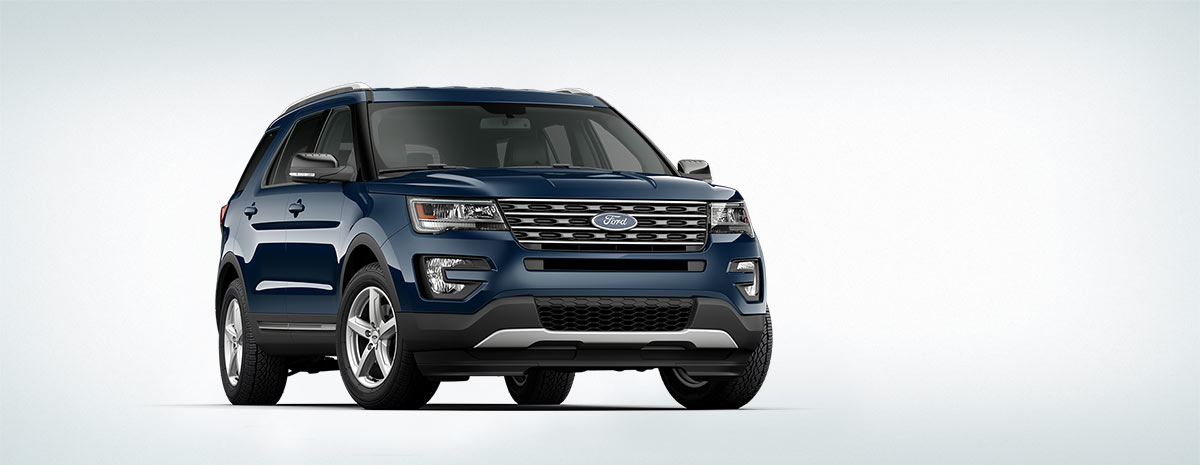 step it up from a 2016 ford explorer base to a xlt model for only 14month