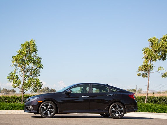 Kelley Blue Book Names The 2016 Honda Civic Overall Best Buy Of