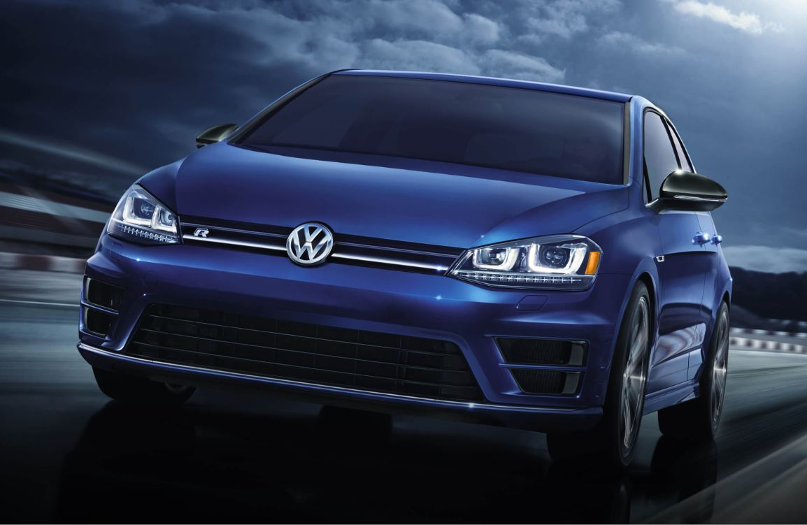 Golf R 0 60 >> Enter For Your Chance To Purchase The 2016 Volkwagen Golf R