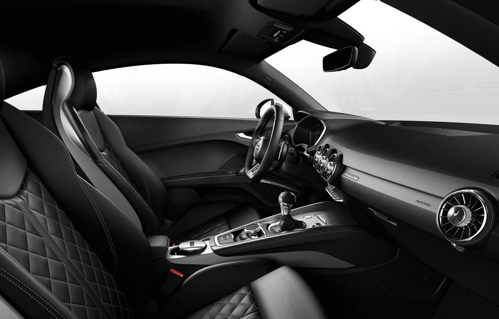 The All New Audi Tts Made The Wards 10 Best Interiors List