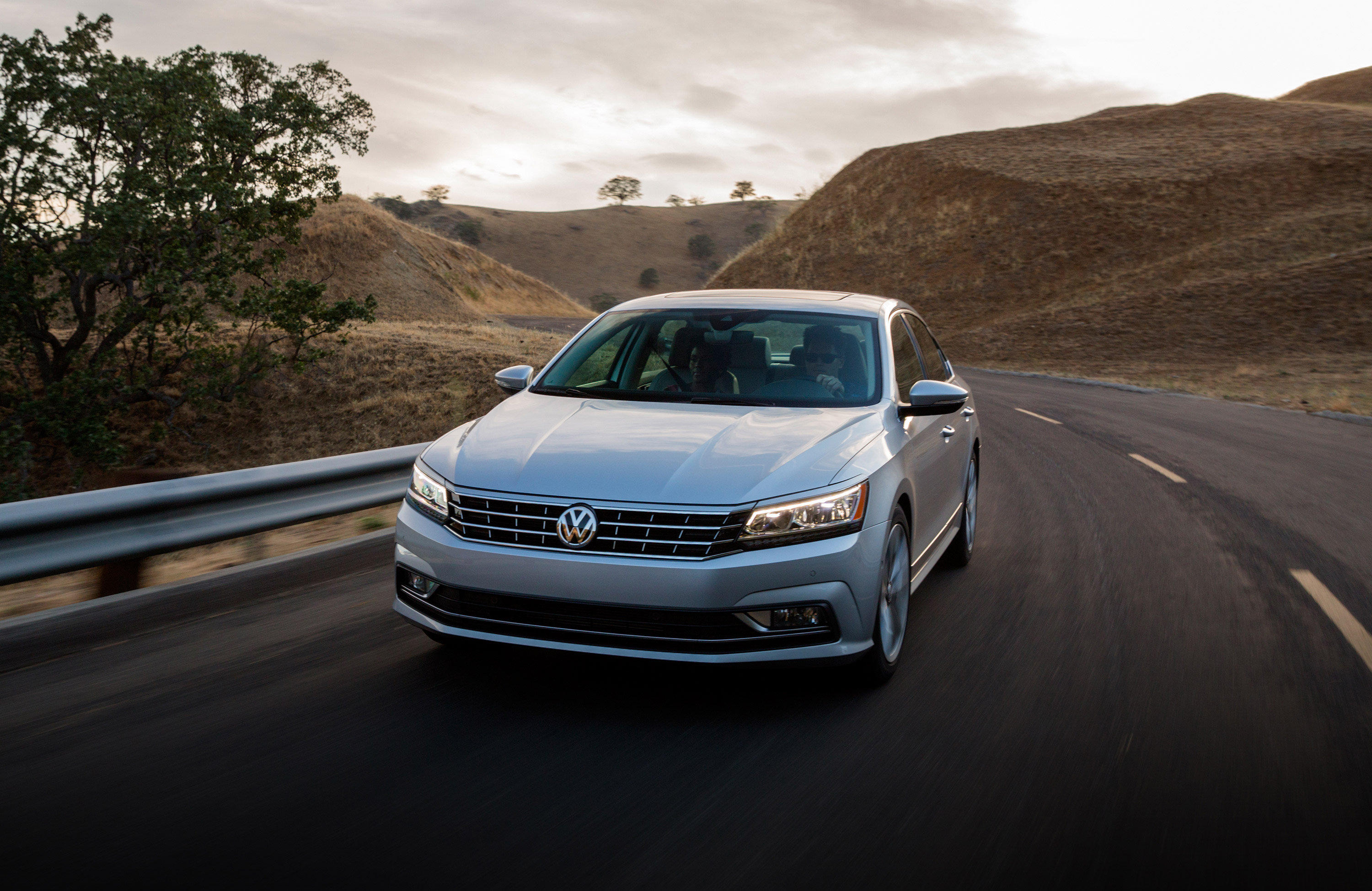 volkswagen expert passat used vehicle of review