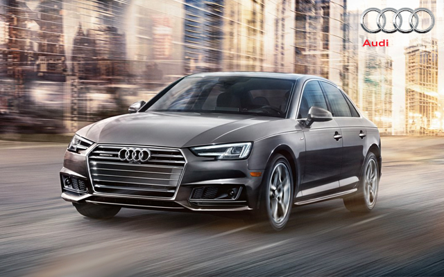 get exceptional military pricing on the new 2017 audi a4 military autosource. Black Bedroom Furniture Sets. Home Design Ideas