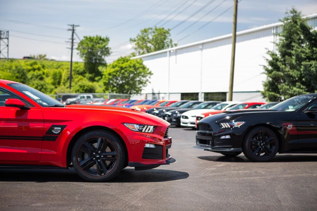 Military Exchange New Car Sales Program