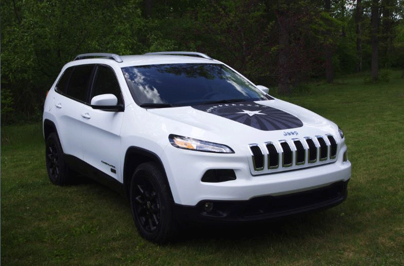 Military AutoSource Introduces Limited-Edition Jeep Warrior Cherokee