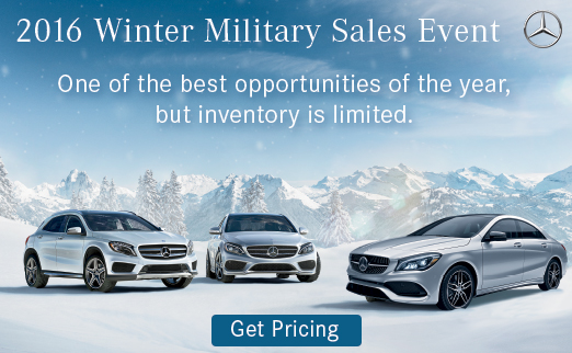 Theres Never Been A Better Time To Buy Your MercedesBenz - Mercedes benz military sales