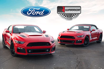 Roush Mustang Price >> Military Autosource The 2017 Roush Warrior Mustang And The All New
