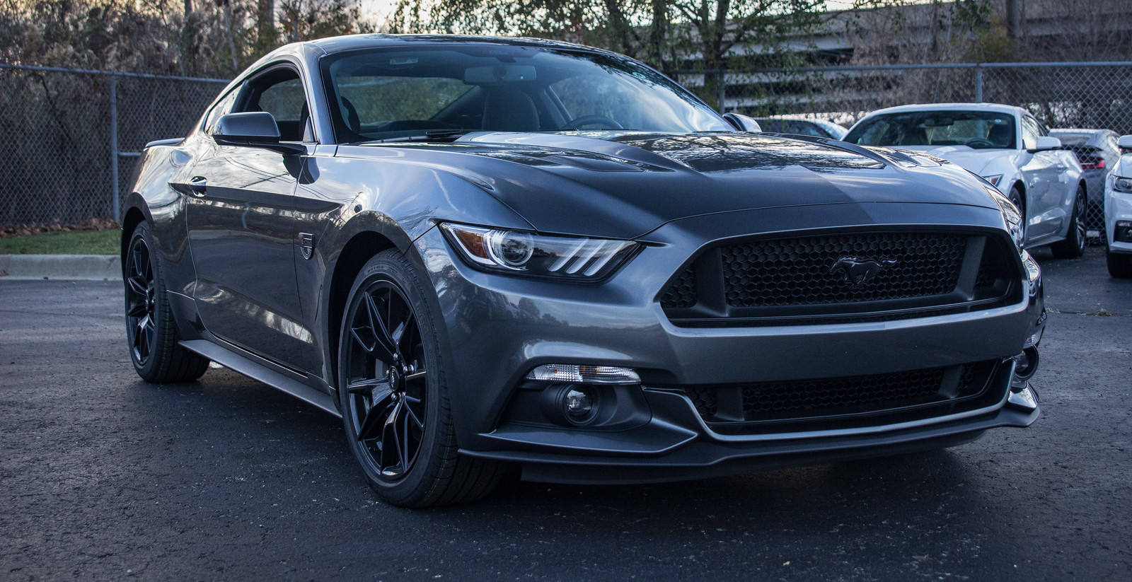 Military Autosource The 2017 Roush Warrior Mustang And