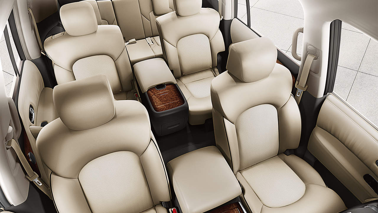 The All-New Nissan Armada Named 'SUV of the Year' in ...