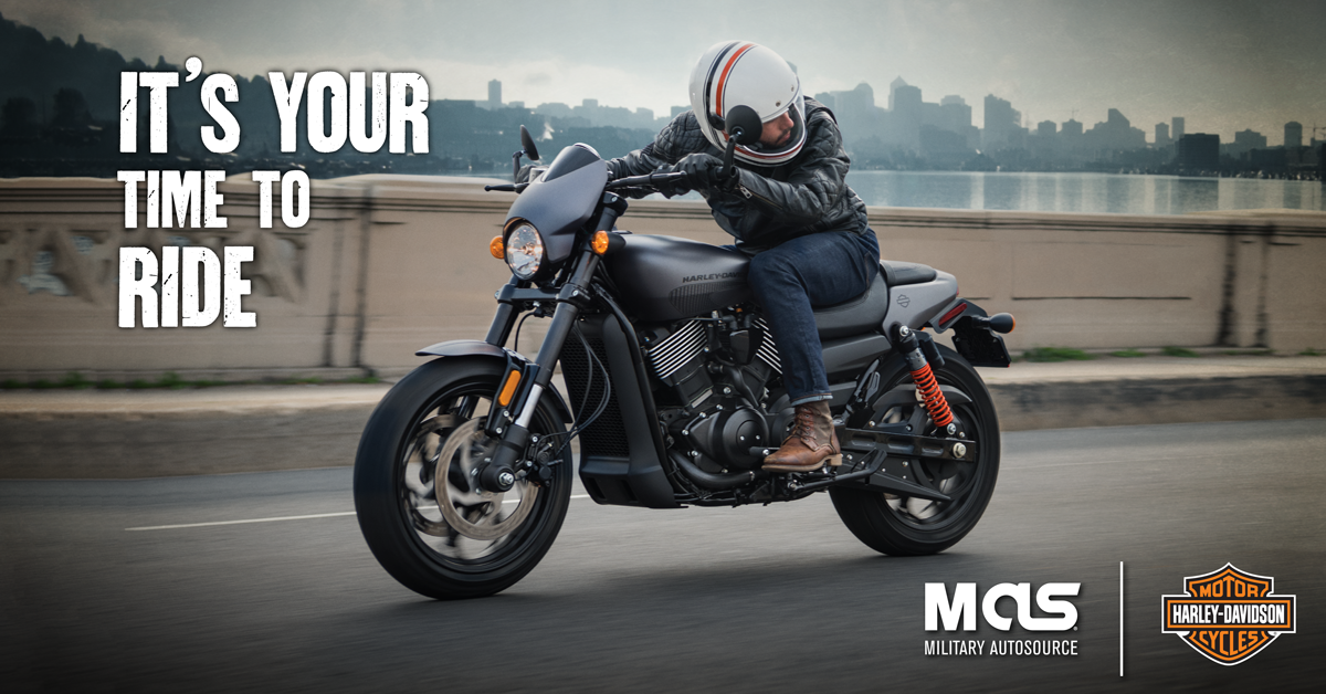 Exclusive Auto Sales >> Its Your Time to Ride With The All-New Harley-Davidson ...