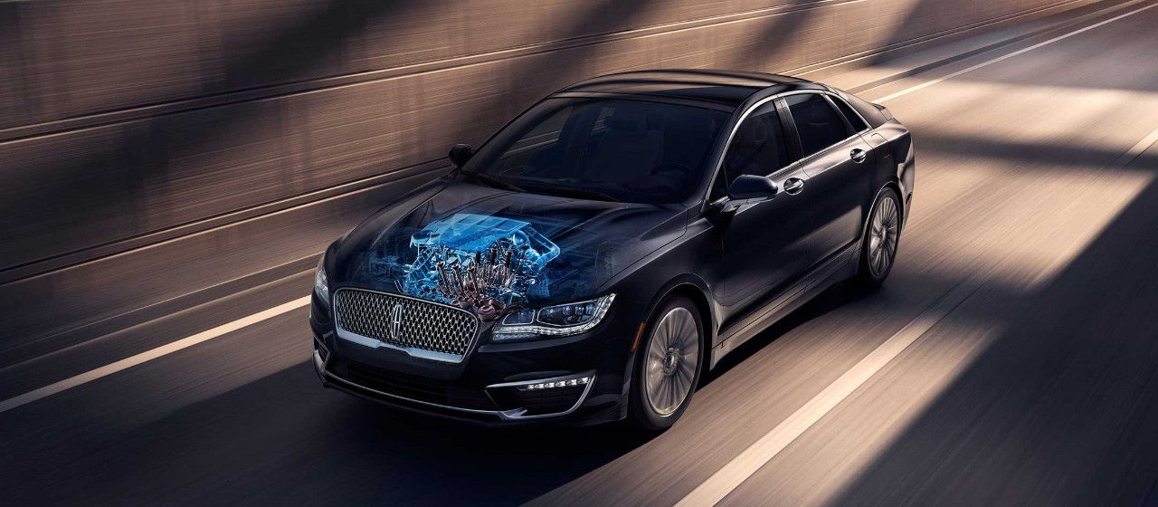 2017 Lincoln MKZ Engine