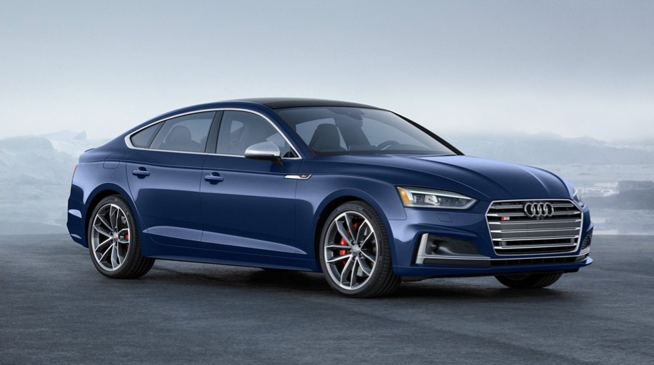 The All-new 2018 Audi S5 Sportback - Military AutoSource