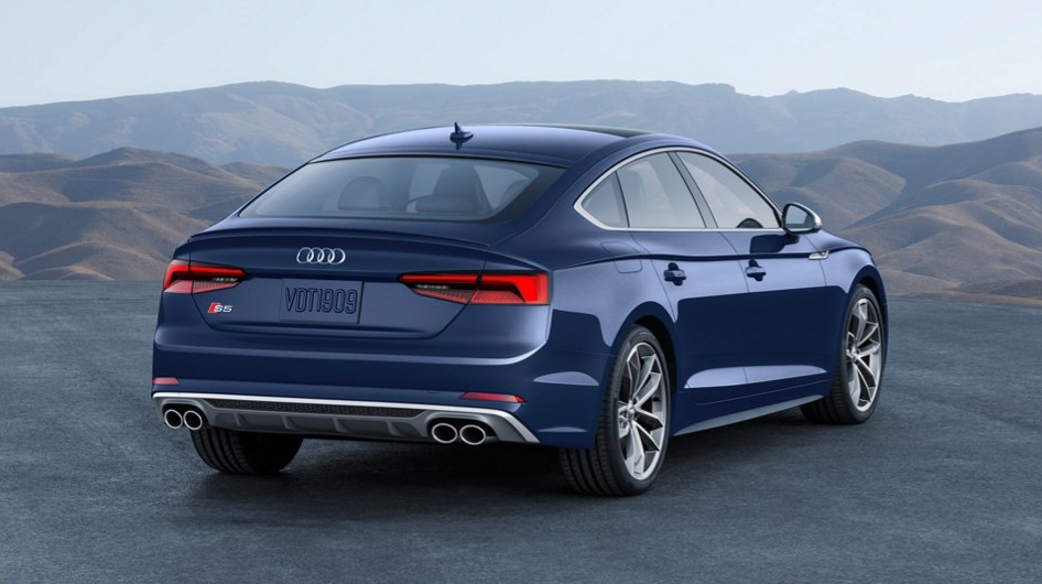 Audi Build Your Own >> The All-new 2018 Audi S5 Sportback - Military AutoSource