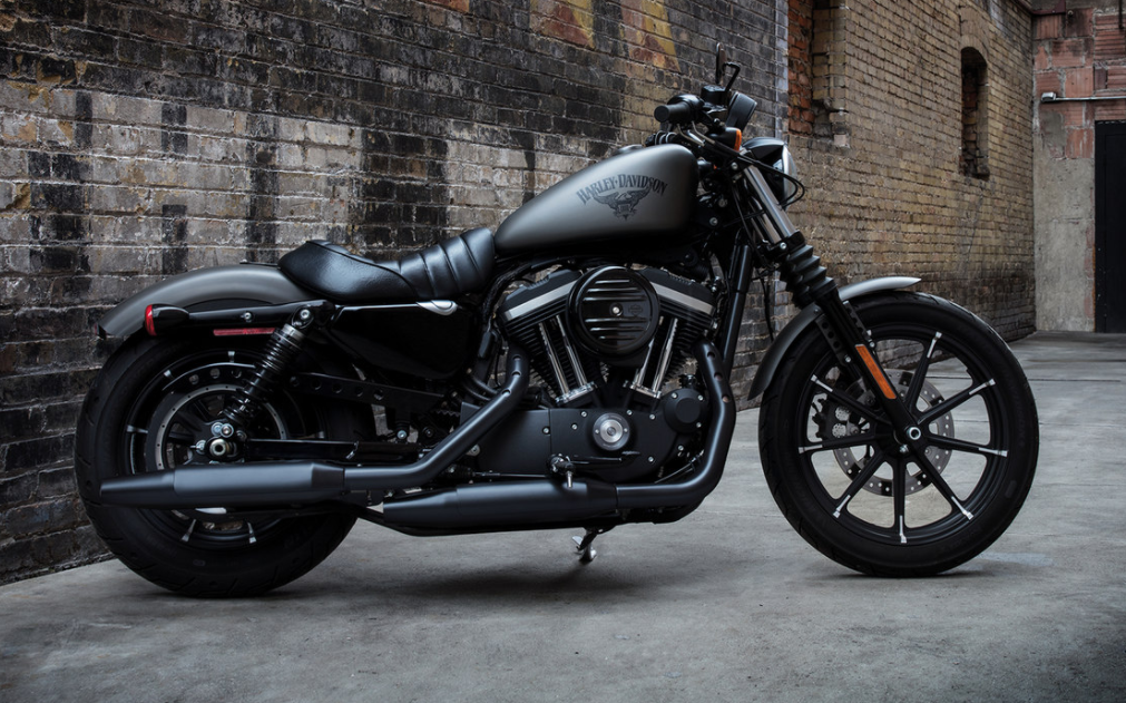 The 2018 Harley Davidson Iron 883 Military Autosource