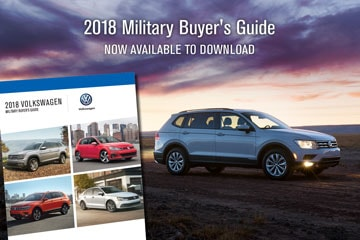 2018 Volkswagen Military Buyer's Guide