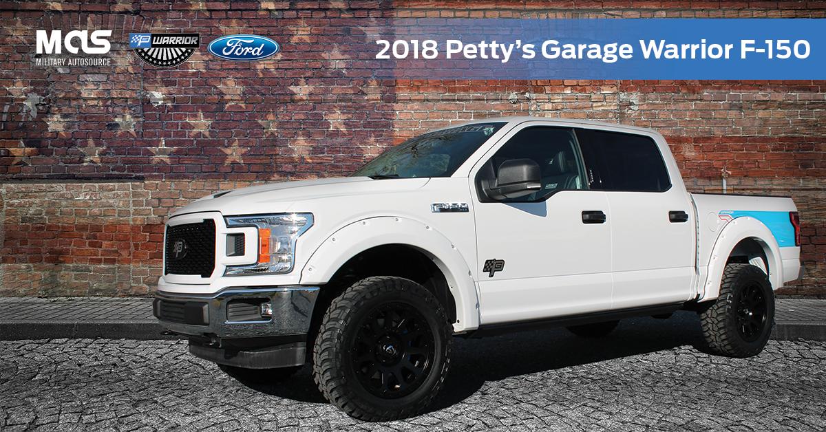 2018 Petty's Garage F-150
