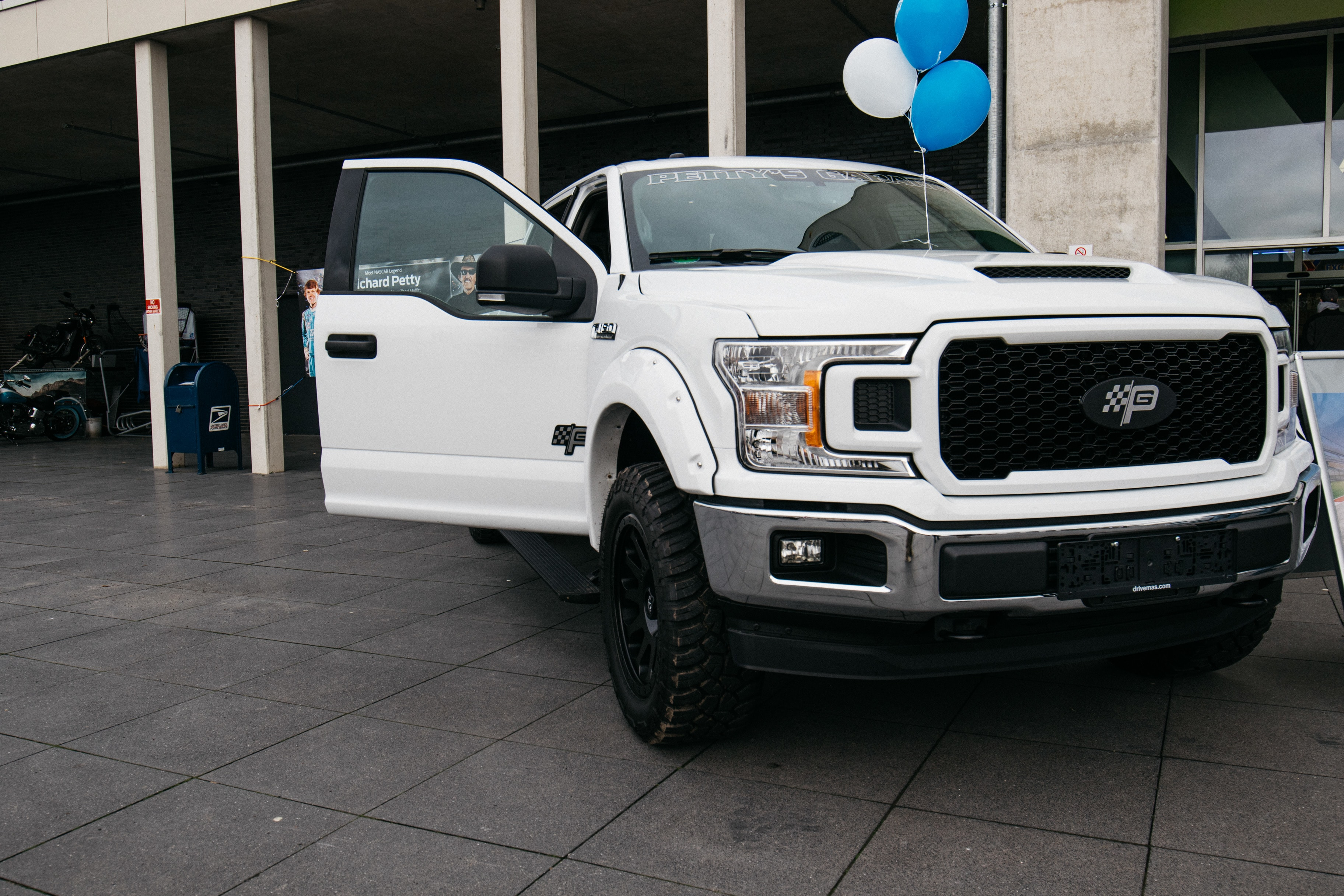 Introducing the All-New 750HP 2018 Petty's Garage F-150 - Military Autosource