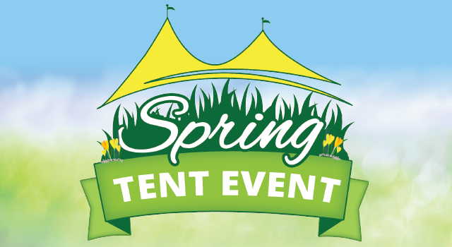 Spring Tent Event