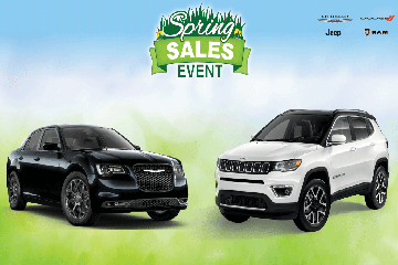 Military AutoSource Spring Sales Event