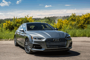 2019 Audi at 2018 pricing