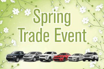 Spring Trade Event