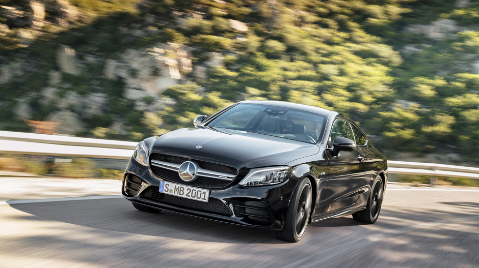 Mercedes-Benz C‑Class Coupe