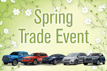Off-Base Spring Trade event
