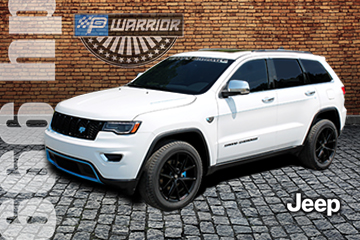 special edition u s military jeep archives military autosource Girly Jeep Cherokee introducing the 2018 petty s garage warrior grand cherokee