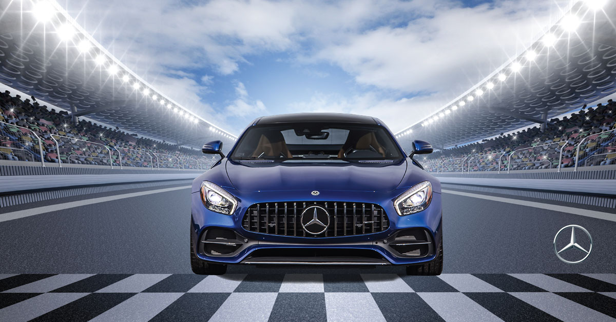 Mercedes-Benz AMG Driving Experience
