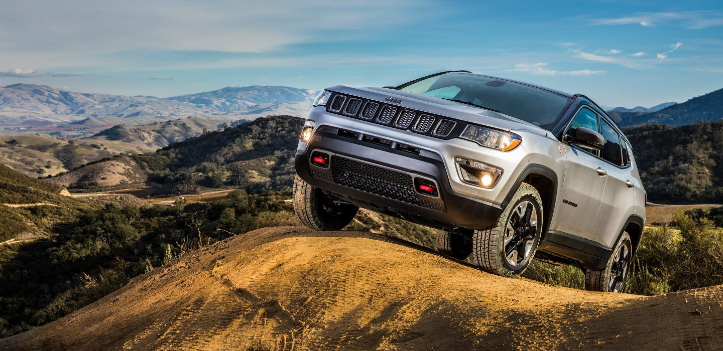 2018-Jeep-Compass-Capability-Discovering-Ground-Clearance