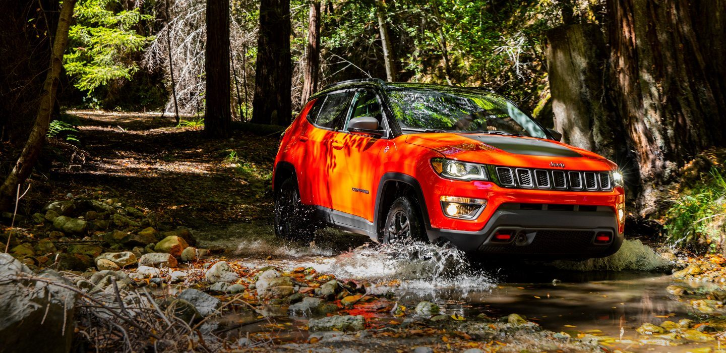 2018-Jeep-Compass-Capability-Discovering-Water-Fording