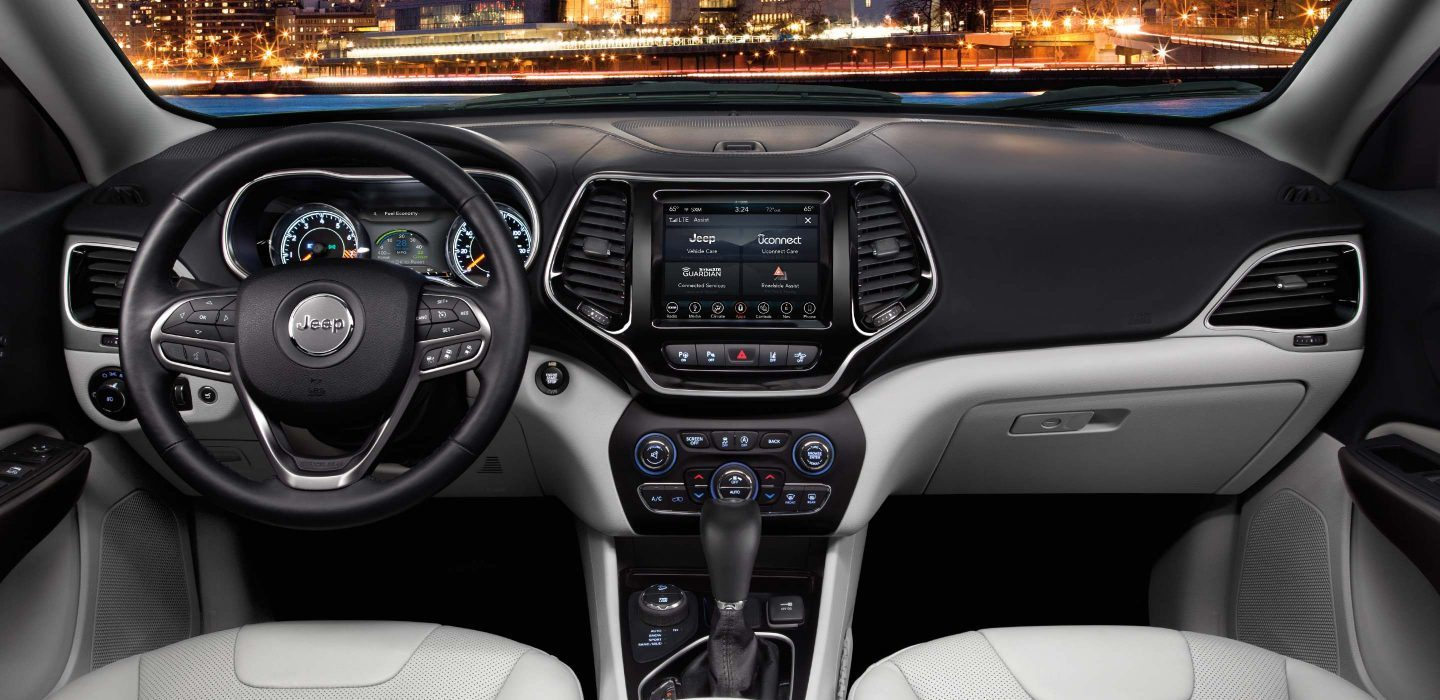2019-Jeep-Cherokee-Limited-Interior-Refined-Details