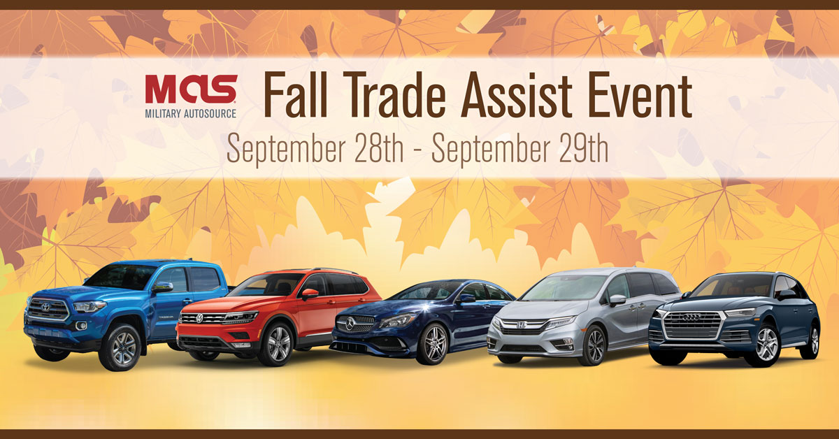 Off Base Fall Trade Assist Event