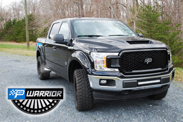 2018 Petty's Garage Warrior F-150