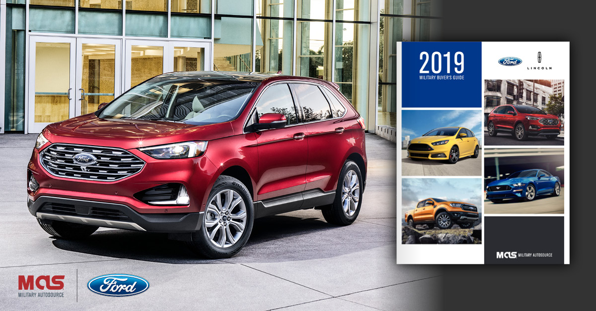 2019 Ford Military Buyer's Guide